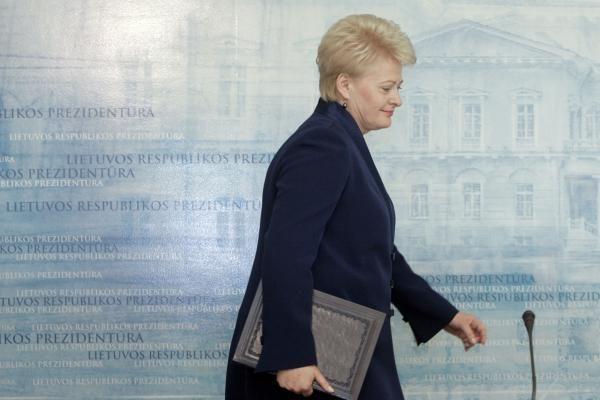 Prezidentė Lenkijoje paminės Žalgirio mūšio metines