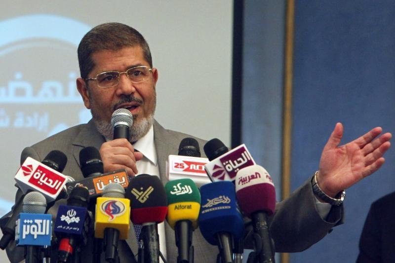 M.Mursi teigia neprieštarausiantis teismo sprendimui