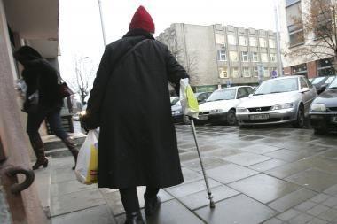 Per šventes Kauno gatvėse sužaloti pėstieji (papildyta)