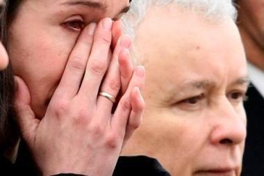 Lenkijos opozicijos lyderis sako nepalaikysiąs jokių ryšių su šalies prezidentu