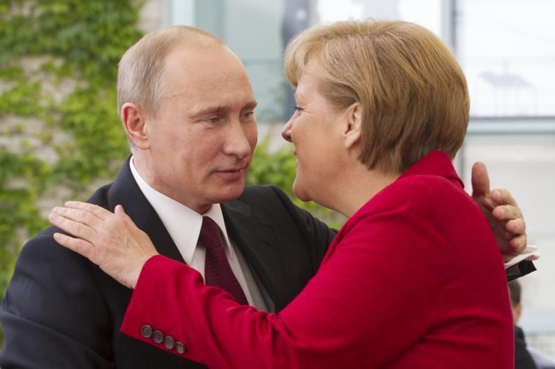 V. Putinas vyksta į ES viršūnių susitikimą