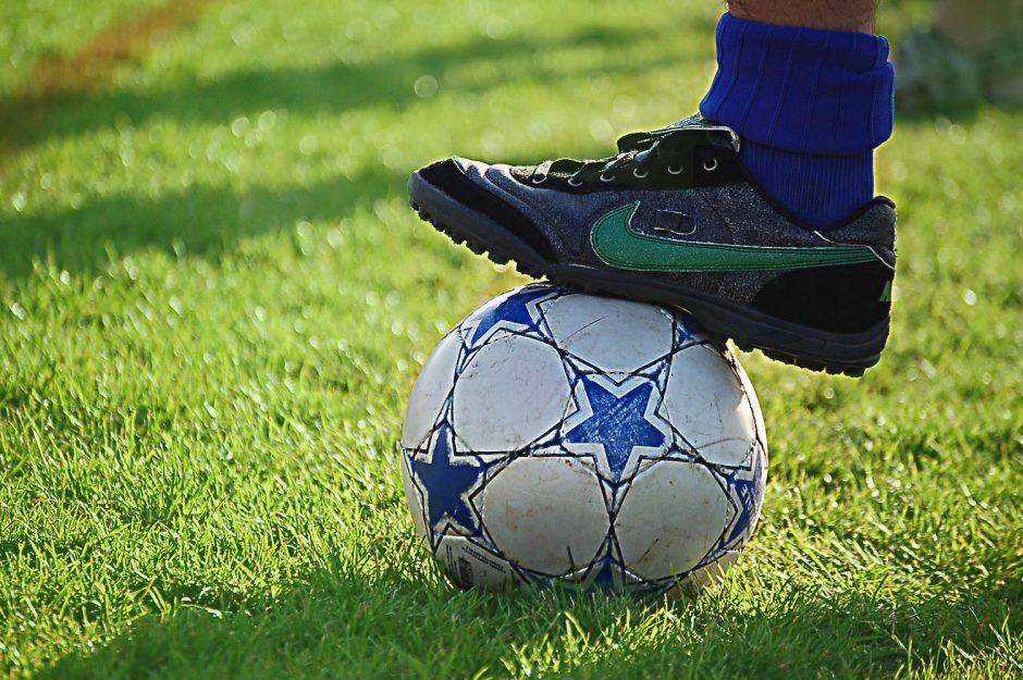 Lietuviai sužaidė lygiosiomis su Estijos futbolo pirmenybių lyderiu