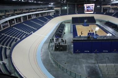 Atidaroma Panevėžio arena