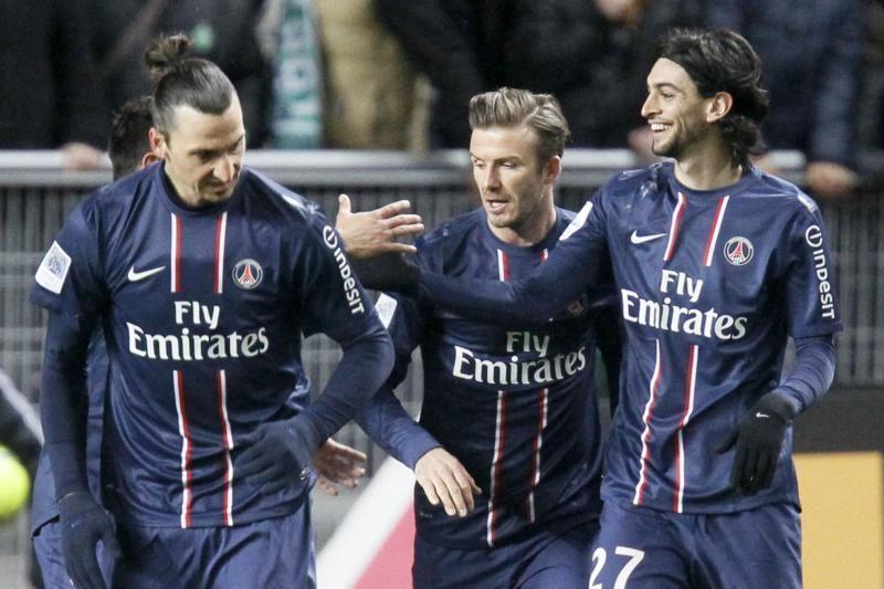 čempionų lyga: D. Alvesas prisibijo Z. Ibrahimovičiaus vedamo PSG