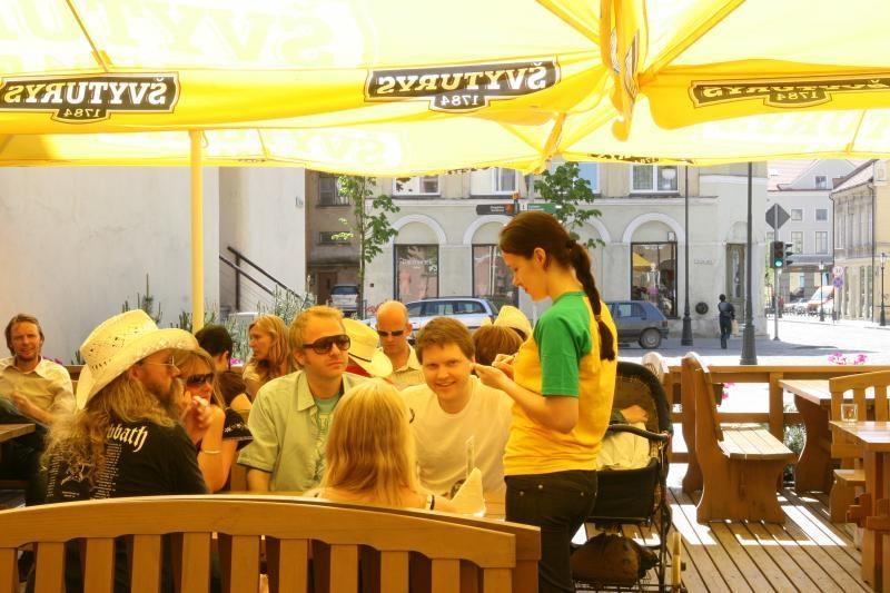 Uostamiesčio kavinėse – patiekalų brangymetis