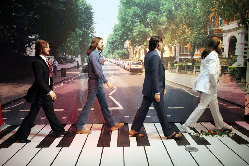 """Nuotraukose – """"Beatles"""" karjeros pradžia"""