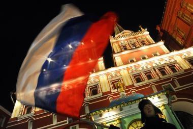 Rusijos oficialiosios atsargos per du mėnesius padidėjo 3 proc.