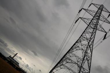 Brazilijos didmiesčiai buvo likę be elektros