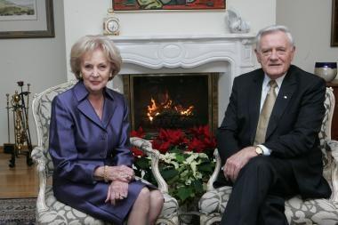 V.Adamkus: Be pagarbos žmogui, Lietuvos vizijos liks bergždžios