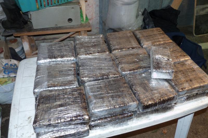 Marijampolėje aptikta apie 60 kilogramų narkotikų už 2 mln. litų