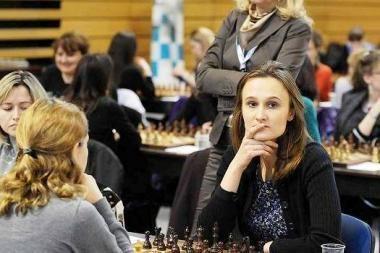 V.Čmilytė - netoli aukso medalio