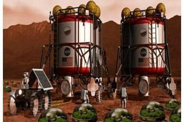 Mokslininkai: Marso gravitacija idealiai tinka žemdirbystei
