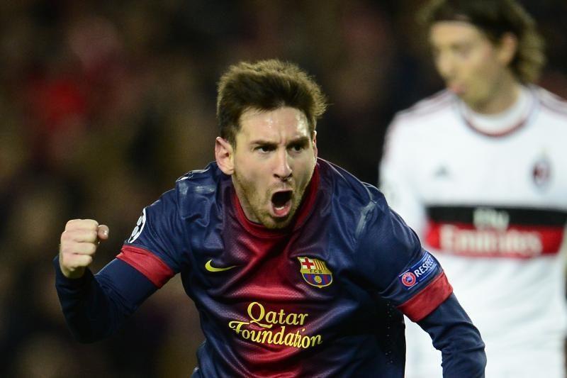 """Po keitimo į aikštę žengęs L. Messi sudorojo """"Betis"""" (rezultatai)"""