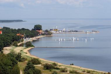 """""""Lonely planet"""": Kuršių nerijos paplūdimys – vienas geriausių pasaulyje"""