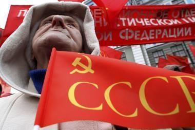 Rusijos prezidento pareigūnas: bolševikų tironija įsigalėjo Rusijoje
