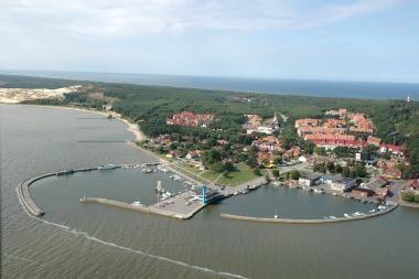 Kuršių nerijos nacionaliniame parke uostai negalės būti privatūs
