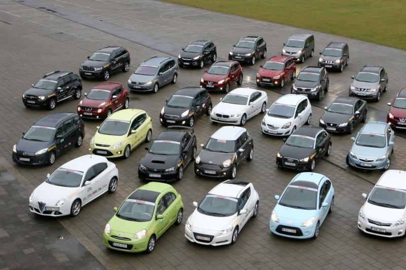 Kokius naujus automobilius renkasi lietuviai?
