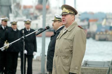 Lietuva su Somalio piratais nekariaus