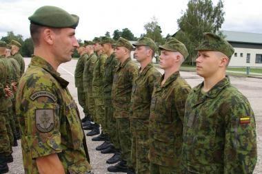 Lietuviai labiausiai pasitiki kariuomene ir Prezidentūra, mažiausiai - Seimu