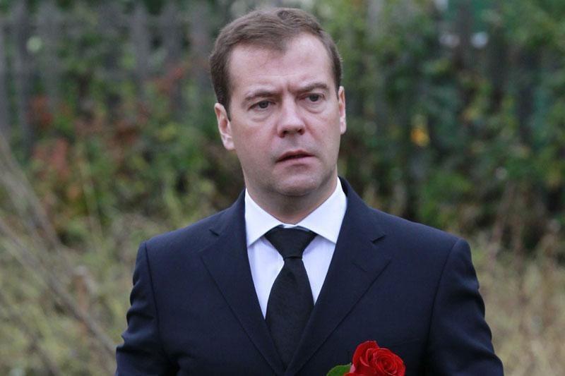 Iš D.Medvedevo lūpų - padėkos Dievui dėl įstojimo į PPO