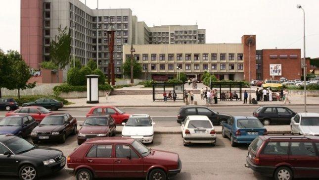 Prie Santariškių ligoninių atsiras aikštelės automobiliams