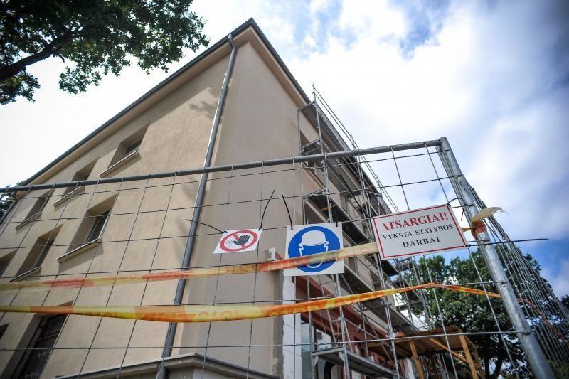 Renovacijai pradėti įkurtos savivaldybių įmonės atsimušė į sieną
