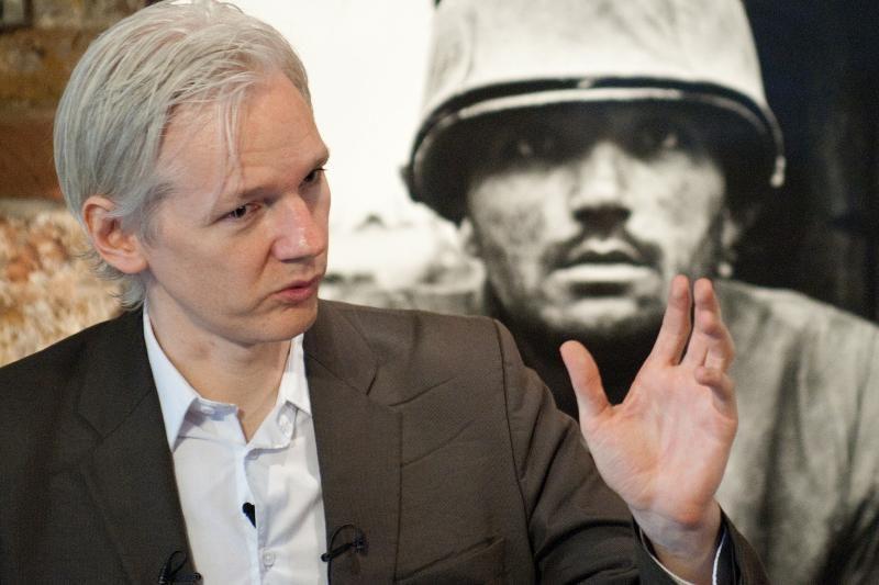 Londonas: JT nesuteiks J.Assange'ui saugaus koridoriaus