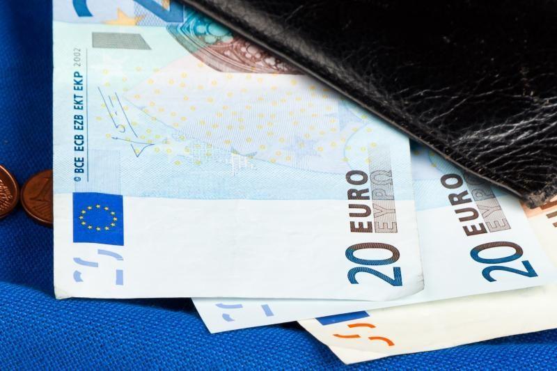 ECB turėtų mažinti bazinę palūkanų normą