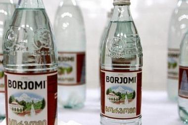 """Atliekamas tyrimas dėl """"Borjomi"""" įvežimo"""