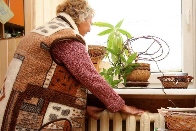 Paviešintas namų, kuriuose padidėjo šilumos suvartojimas, sąrašas