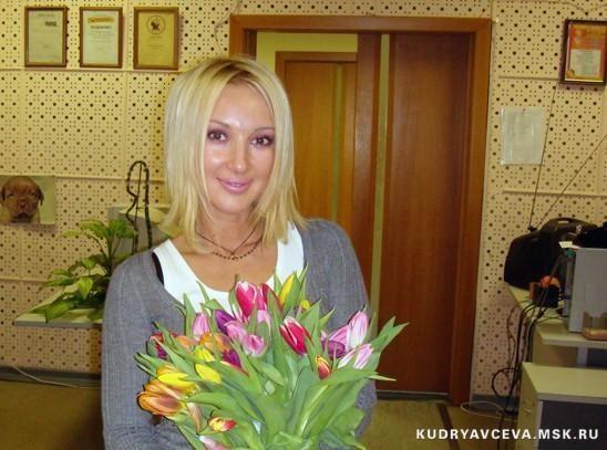L. Kudriavceva: turiu patį geriausią vyrą pasaulyje