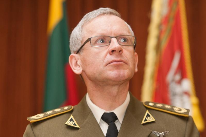 LKA viršininkas ragina kariūnus sugrįžti, apie bausmes nekalba