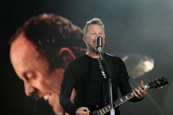 """""""Metallica"""" – be puikybės sindromo ir be alkoholio"""