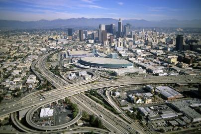 Kaliforniją supurtė 5,4 balo žemės drebėjimas (nuotr.)