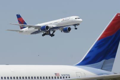 Atlantos oro uoste - daugiausia keleivių
