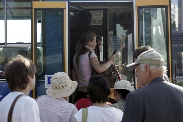 Žadama, kad Vilniaus viešasis transportas netrukus funkcionuos puikiai