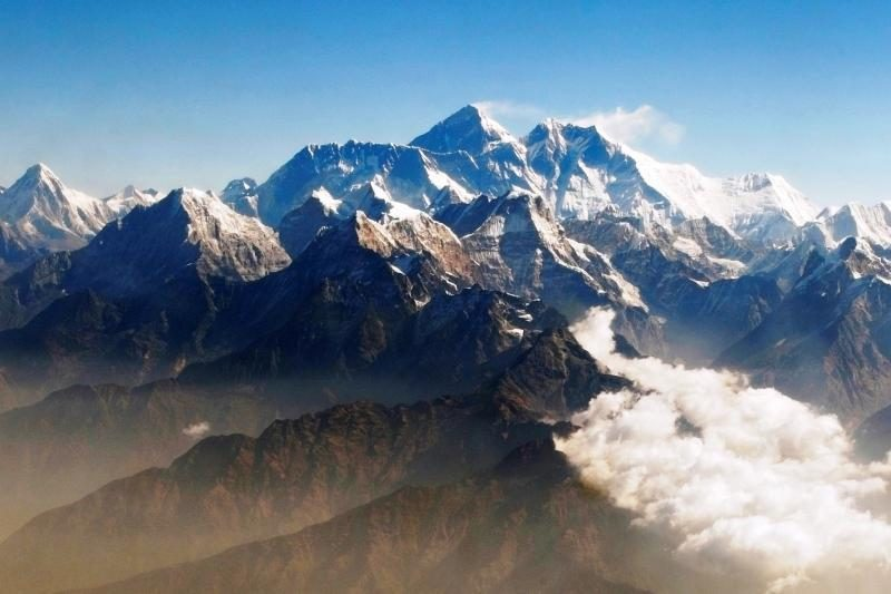 Dėl klimato kaitos Everestas gali tapti neįveikiamas