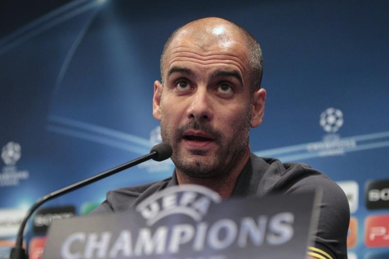 """P.Guardiola nenori susisaistyti su """"Barcelona"""""""
