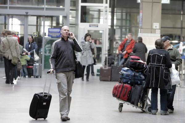 Vilniaus oro uoste optimistiškesnės nuotaikos