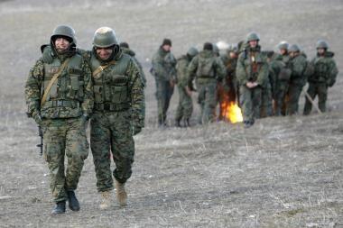 Gruzijoje sulaikyta grupė įtariamųjų sprogimais, tarp jų prie JAV ambasados Tbilisyje
