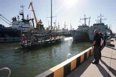 Klaipėdoje - naujas laivų aptarnavimo centras
