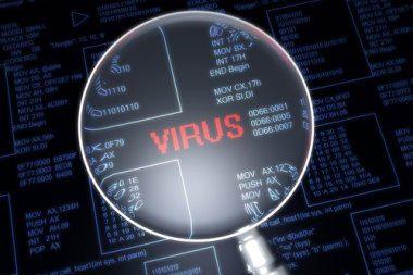 Kaip kompiuterių virusas perduodamas žmogui?