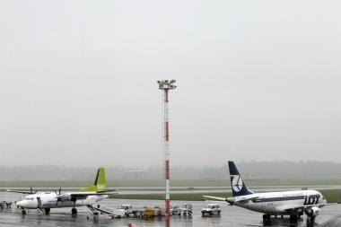 Žiemos sezoną - nauji skrydžiai iš Vilniaus