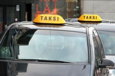 Vilniaus oro uostas suabejojo taksi paslaugų įkainiais