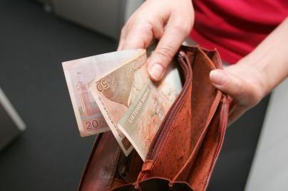 Profsąjungos ragina didinti minimalią algą