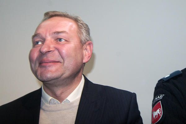 Atleistas Alytaus meras Č.Daugėla gaus 10 tūkst. litų išeitinę kompensaciją