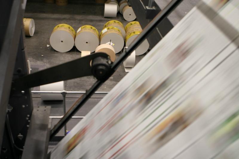 ESBO nerimauja dėl spaudos laisvės Britanijoje