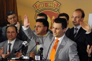 Makedonijoje rinkimus laimėjo centro dešinieji