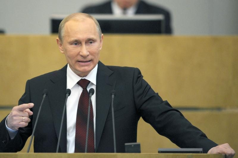 V. Putinas pasirašė prieštaringai vertinamą įstatymą