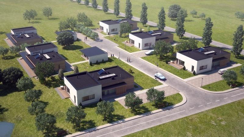 Klaipėdoje išdygs energiją taupančių namų gyvenvietė
